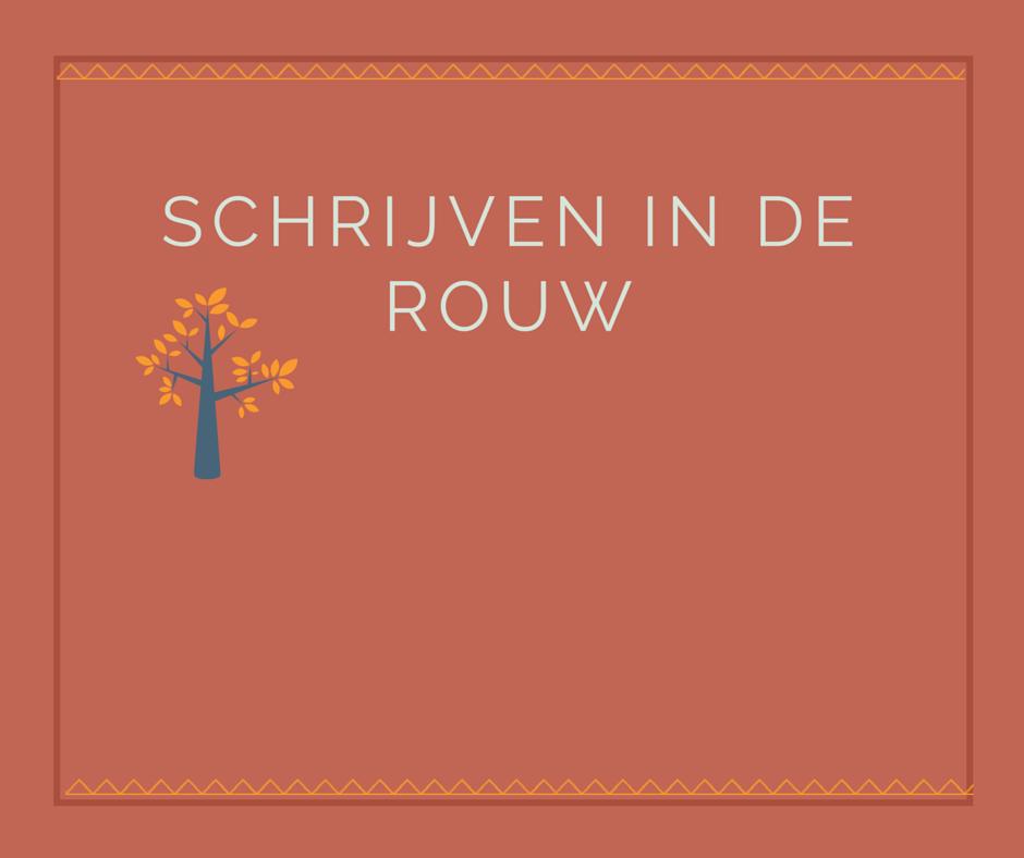 Schrijven in de rouw Utrecht