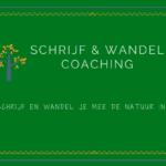 Schrijf en WandelCoaching